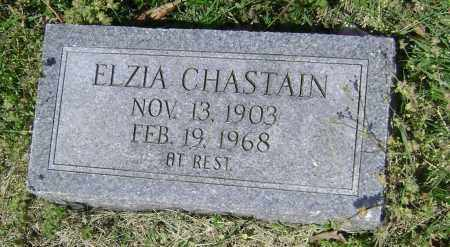 CHASTAIN, ELZIA - Lawrence County, Arkansas | ELZIA CHASTAIN - Arkansas Gravestone Photos