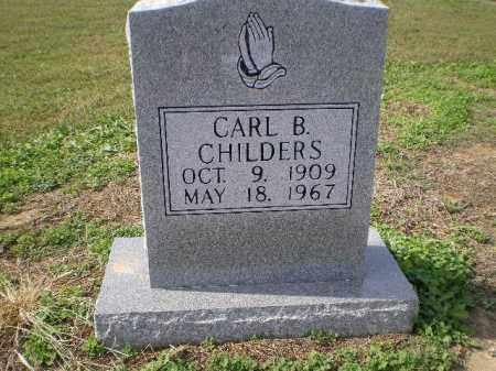 CHILDERS, CARL BURL - Lawrence County, Arkansas | CARL BURL CHILDERS - Arkansas Gravestone Photos