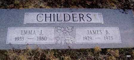 CHILDERS, JAMES BUFORD - Lawrence County, Arkansas | JAMES BUFORD CHILDERS - Arkansas Gravestone Photos