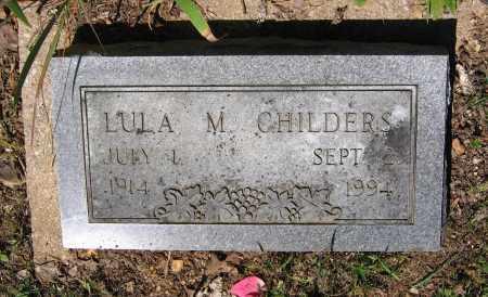 CHILDERS, LULA M. - Lawrence County, Arkansas | LULA M. CHILDERS - Arkansas Gravestone Photos