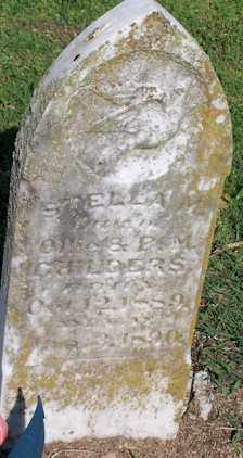 CHILDERS, STELLA M. - Lawrence County, Arkansas | STELLA M. CHILDERS - Arkansas Gravestone Photos
