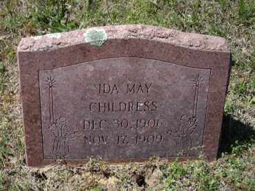 CHILDRESS, IDA MAY - Lawrence County, Arkansas | IDA MAY CHILDRESS - Arkansas Gravestone Photos