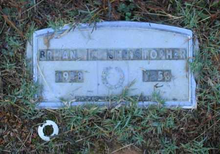 CHRISTOPHER, BRYAN C. - Lawrence County, Arkansas   BRYAN C. CHRISTOPHER - Arkansas Gravestone Photos
