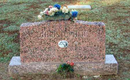 WHITLOW CHRISTOPHER, MYRTLE - Lawrence County, Arkansas | MYRTLE WHITLOW CHRISTOPHER - Arkansas Gravestone Photos