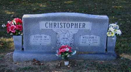 "CHRISTOPHER, ETTA MAE ""EDDIE"" - Lawrence County, Arkansas 