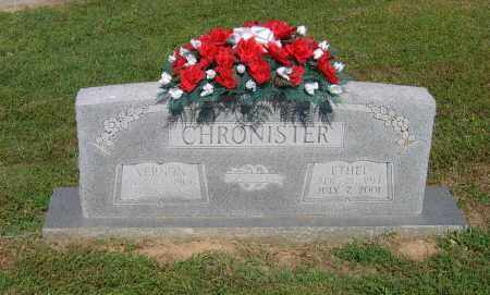 HOLLOWAY CHRONISTER, ETHEL - Lawrence County, Arkansas | ETHEL HOLLOWAY CHRONISTER - Arkansas Gravestone Photos