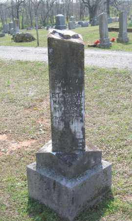 "OWEN CHURCH, SARAH CHARLOTTE ""SADIE"" - Lawrence County, Arkansas 