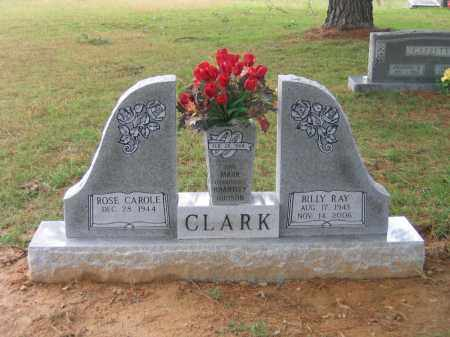 CLARK, BILLY RAY - Lawrence County, Arkansas | BILLY RAY CLARK - Arkansas Gravestone Photos