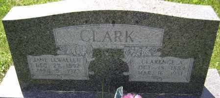 CLARK, MARTHA JANE - Lawrence County, Arkansas | MARTHA JANE CLARK - Arkansas Gravestone Photos