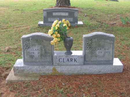 "CLARK, CLARENCE L ""JACK"" - Lawrence County, Arkansas 
