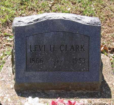 CLARK, LEVI H. - Lawrence County, Arkansas | LEVI H. CLARK - Arkansas Gravestone Photos