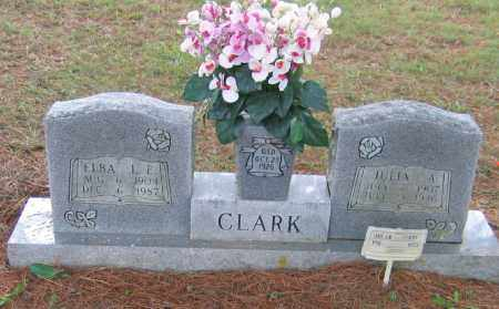 "CLARK, LEWIS E. ""ELBA"" - Lawrence County, Arkansas 