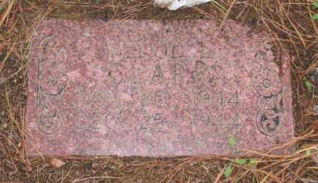 CLARK, MELVILLE L. - Lawrence County, Arkansas | MELVILLE L. CLARK - Arkansas Gravestone Photos