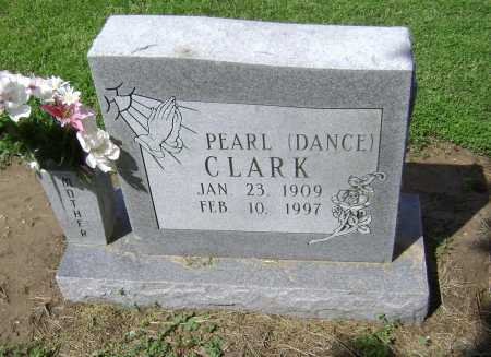 CLARK, PEARL LOIS FELTS DANCE - Lawrence County, Arkansas | PEARL LOIS FELTS DANCE CLARK - Arkansas Gravestone Photos