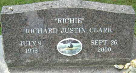 "CLARK, RICHARD JUSTIN ""RICHIE"" - Lawrence County, Arkansas 