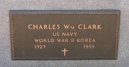 CLARK (VETERAN 2 WARS), CHARLES WILLIAM - Lawrence County, Arkansas | CHARLES WILLIAM CLARK (VETERAN 2 WARS) - Arkansas Gravestone Photos