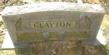 CLAYTON, GLADYS - Lawrence County, Arkansas | GLADYS CLAYTON - Arkansas Gravestone Photos