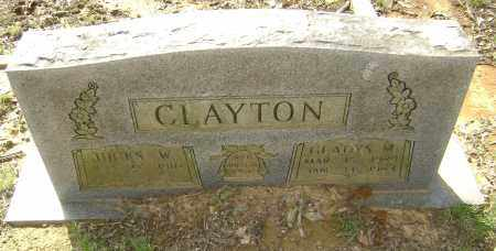 CLAYTON, HICKS WILLARD - Lawrence County, Arkansas | HICKS WILLARD CLAYTON - Arkansas Gravestone Photos