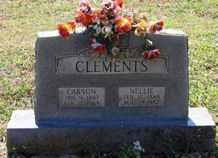 SIMPSON CLEMENTS, NELLIE - Lawrence County, Arkansas | NELLIE SIMPSON CLEMENTS - Arkansas Gravestone Photos
