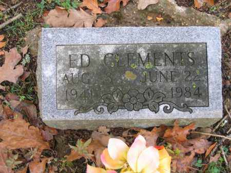 "CLEMENTS, EDWIN ""ED"" - Lawrence County, Arkansas 