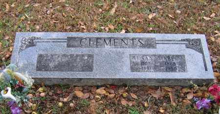 CLEMENTS, ELIJAH PETERSON - Lawrence County, Arkansas | ELIJAH PETERSON CLEMENTS - Arkansas Gravestone Photos
