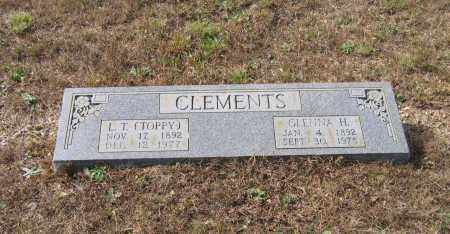 CLEMENTS, GLENNA HOPE - Lawrence County, Arkansas | GLENNA HOPE CLEMENTS - Arkansas Gravestone Photos
