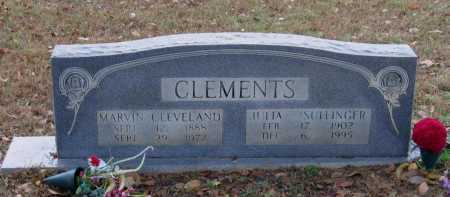 CLEMENTS, MARVIN CLEVELAND - Lawrence County, Arkansas | MARVIN CLEVELAND CLEMENTS - Arkansas Gravestone Photos