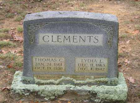 CLEMENTS, THOMAS C. - Lawrence County, Arkansas | THOMAS C. CLEMENTS - Arkansas Gravestone Photos