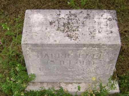 CLIFFORD, CARRIE BELL - Lawrence County, Arkansas | CARRIE BELL CLIFFORD - Arkansas Gravestone Photos