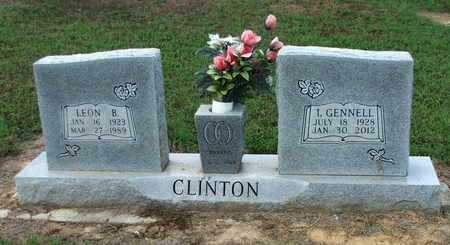 CLINTON, LEON BROOKS - Lawrence County, Arkansas | LEON BROOKS CLINTON - Arkansas Gravestone Photos