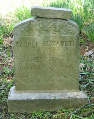 "CLINTON, RACHEL ELIZABETH ""BETTY"" - Lawrence County, Arkansas 