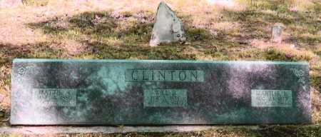 "GREENE CLINTON, MARTHA A. ""MATTIE"" - Lawrence County, Arkansas 