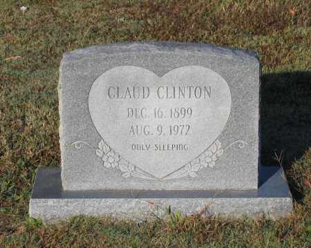 CLINTON, WILLIAM CLAUD - Lawrence County, Arkansas | WILLIAM CLAUD CLINTON - Arkansas Gravestone Photos