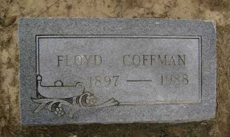 COFFMAN, FLOYD BENJAMIN - Lawrence County, Arkansas | FLOYD BENJAMIN COFFMAN - Arkansas Gravestone Photos