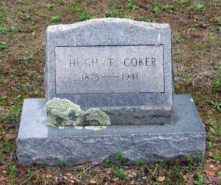 COKER, HUGH TAYLOR - Lawrence County, Arkansas | HUGH TAYLOR COKER - Arkansas Gravestone Photos