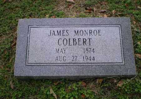 COLBERT, JAMES MONROE - Lawrence County, Arkansas | JAMES MONROE COLBERT - Arkansas Gravestone Photos