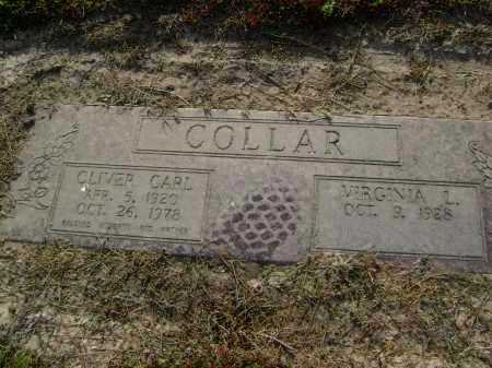 COLLAR, OLIVER CARL - Lawrence County, Arkansas   OLIVER CARL COLLAR - Arkansas Gravestone Photos