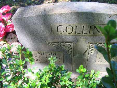 COLLINS, AUSTIN - Lawrence County, Arkansas | AUSTIN COLLINS - Arkansas Gravestone Photos