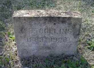 COLLINS, C. P. - Lawrence County, Arkansas | C. P. COLLINS - Arkansas Gravestone Photos