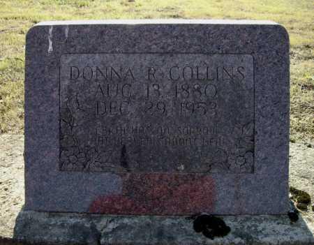 COLLINS, DONNA REBECCA - Lawrence County, Arkansas | DONNA REBECCA COLLINS - Arkansas Gravestone Photos
