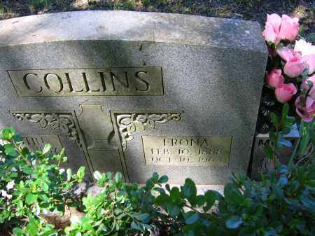 COLLINS, FRONA - Lawrence County, Arkansas | FRONA COLLINS - Arkansas Gravestone Photos