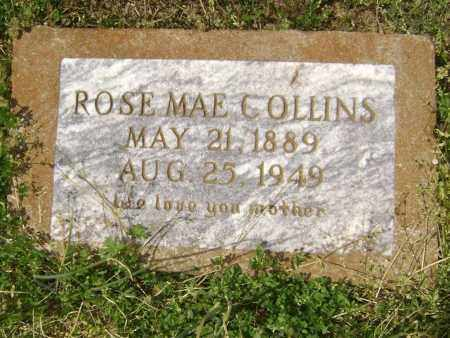 COLLINS, ROSE MAE - Lawrence County, Arkansas | ROSE MAE COLLINS - Arkansas Gravestone Photos