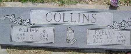 COLLINS, EVELYN G. - Lawrence County, Arkansas | EVELYN G. COLLINS - Arkansas Gravestone Photos