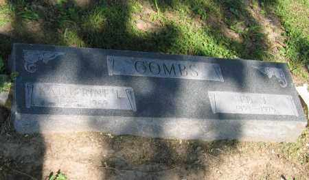 "COMBS, JAMES ED ""ED J."" - Lawrence County, Arkansas 