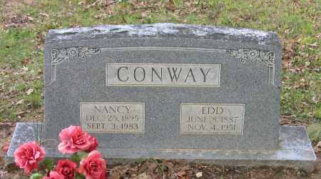 CONWAY, NANCY - Lawrence County, Arkansas | NANCY CONWAY - Arkansas Gravestone Photos