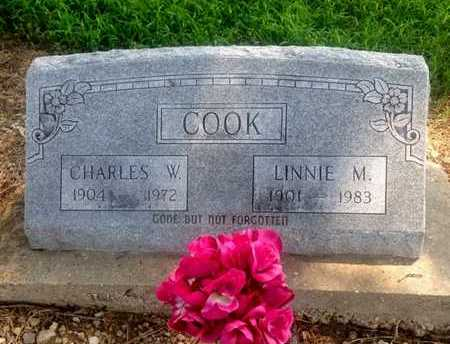 COOK, LINNIE M. - Lawrence County, Arkansas | LINNIE M. COOK - Arkansas Gravestone Photos
