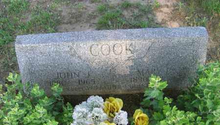 COOK, MARY L. - Lawrence County, Arkansas | MARY L. COOK - Arkansas Gravestone Photos
