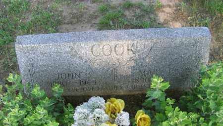 COOK, MARY L. - Lawrence County, Arkansas | MARY L. COOK - Arkansas Gravestone Photos
