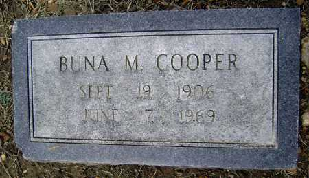 COOPER, BUNA MARY - Lawrence County, Arkansas | BUNA MARY COOPER - Arkansas Gravestone Photos