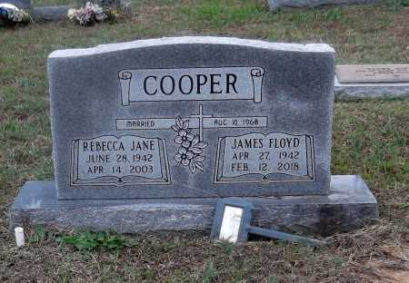 COOPER, REBECCA JANE - Lawrence County, Arkansas | REBECCA JANE COOPER - Arkansas Gravestone Photos